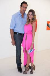 Rony Seikaly and Marta Graeff