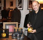 Patrón Spirits Collaborates with Fashion Icon John Varvatos to Create Limited-Edition Bottle Stopper