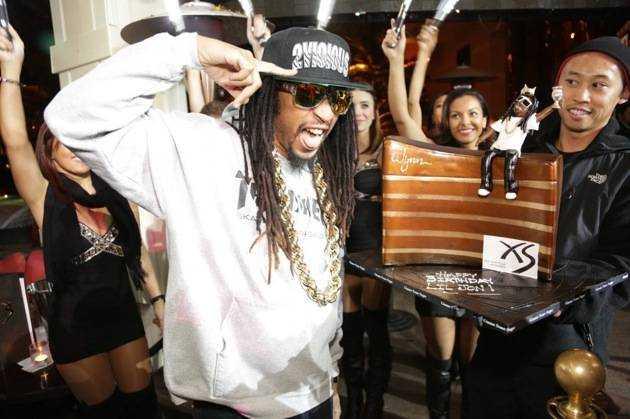 1.21.13 - Lil Jon - birthday at XS 2 - photo credit Danny Mahoney