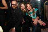 Bob Harper, Heidi Rhodes and Jillian Michaels at Tao. Photos: Al Powers/Powers Imagery