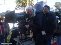 I love working with Cinematographer Bob Richardson!! —Brett Ratner