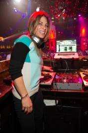 Jillian Michaels at Tao.