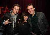 Karina Smirnoff and EC Twins at Marquee + Stella Artois present TAO Nightclub Sundance