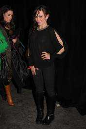 Karina Smirnoff at Tao Nightclub at Sundance.