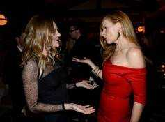 Kate Bosworth & Connie Britton at the Audi pre-Golden Globes party