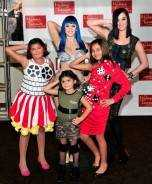Haute Event: Katy Perry Meets Her Wax Doppleganger at Madame Tussauds
