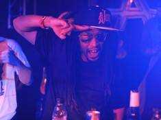 Lil Jon at Tao Nightclub at Sundance.
