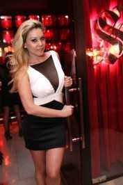Shanna Moakler at Scarlet