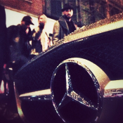 Exit strategy X Benz SLS X NYC = On 2 the Next 1!—Swizz Beatz