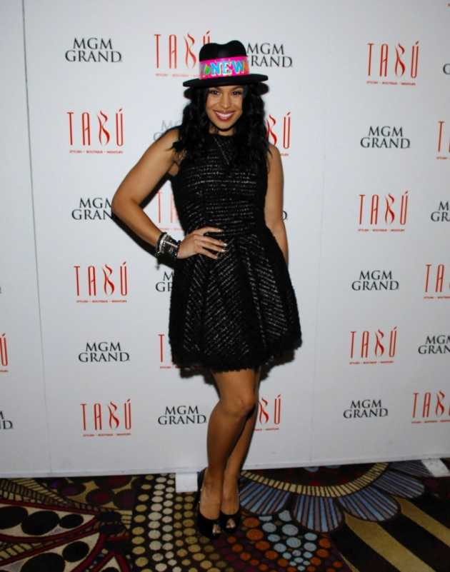 Tabú - Jordin Sparks on Carpet - 12.31.12