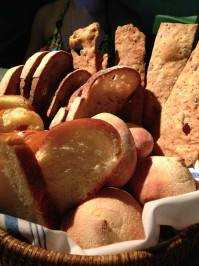 Our Daily Bread with Alaskan Sourdough, Semolina Bread, Challah and Pumpkin Poppy Crackers