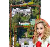 Madonna Lists Beverly Hills Mansion For $22.5 Million