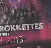 Rokbar Kicks off Provacateur Mondays With Rockbar Rokkettes