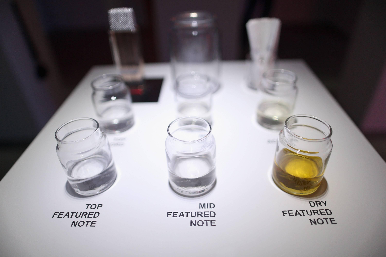 Adam Levine Launches Signature Fragrances At The Premier Fragrance Installation