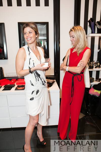 Anna Pinto and Elizabeth Bruckmann