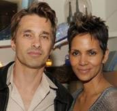 Halle Berry And Olivier Martinez Dine At Villa Azur