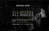 Can't wait to share my Fall collection with all of you! Less than a week away.—Michael Kors