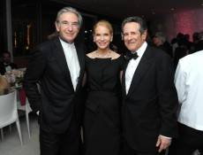 Michael Tilson Thomas, Sari and Arthur Agatston2