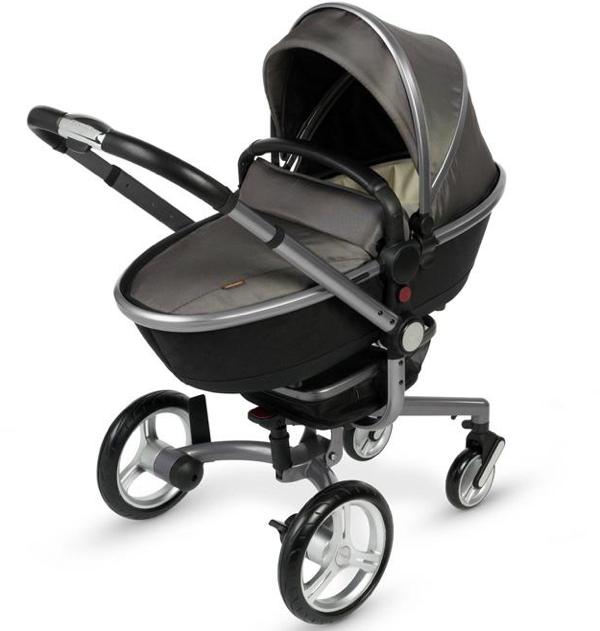 Aston Martin Unveils 3 000 Luxury Baby Stroller Haute