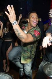 Ray Rice at Tao.