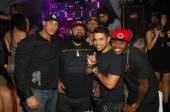 Wilmer Valderrama parties with friends at Hyde Bellagio, Las Vegas 2.2.13