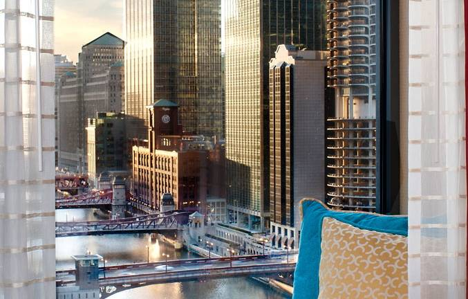 Hotel monaco chicago haute living for Hotel monaco chicago
