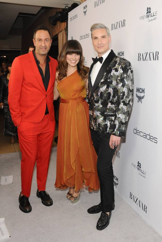 "Harper's BAZAAR Celebrates The Launch Of Bravo TV's ""The Dukes of Melrose"" Starring Cameron Silver And Christos Garkinos"