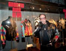 3.12.13 Andrew Dice Clay Unveils His Memorabilia Case in Honor of His Residency at Vinyl in Hard Rock Hotel & Casino, credit Pat Gray-Erik Kabik Photography