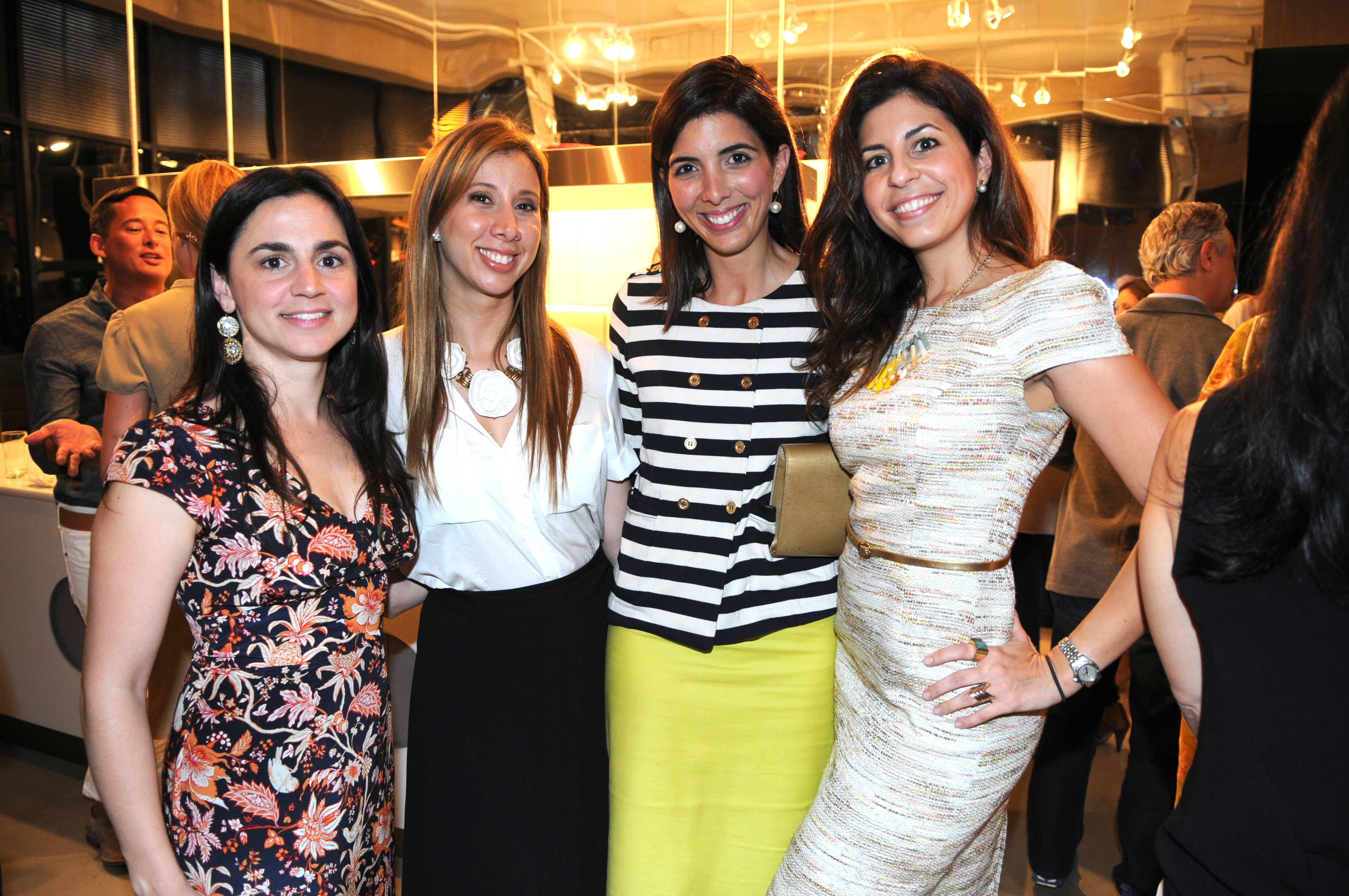 Ali Codina, Cristina Ben-Shmuel, Carolina Menendez, Annette Lopez