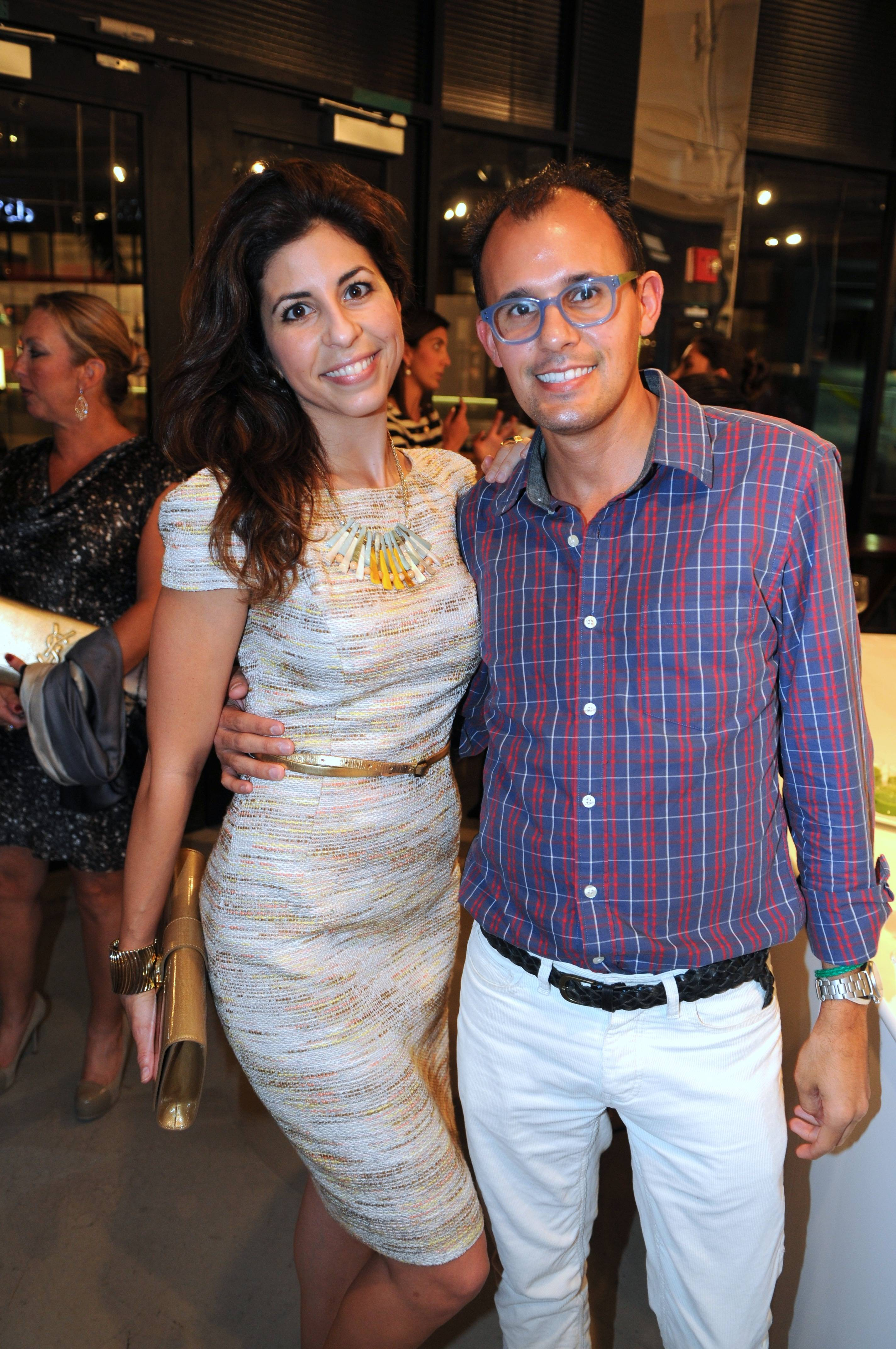 Annette Lopez, Cristobal M Gonzalez