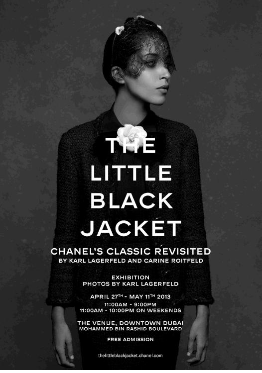 CHANEL's Little Black Jacket Comes to Dubai