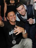 Celebrity Spotting: Jessica Biel Parties in Vegas; Pauly D Hangs with Vinny at Haze Nightclub