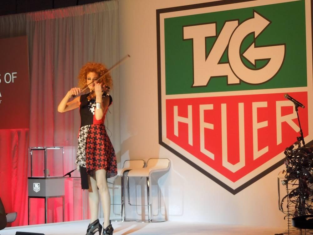 Miri Ben-Ari Performing