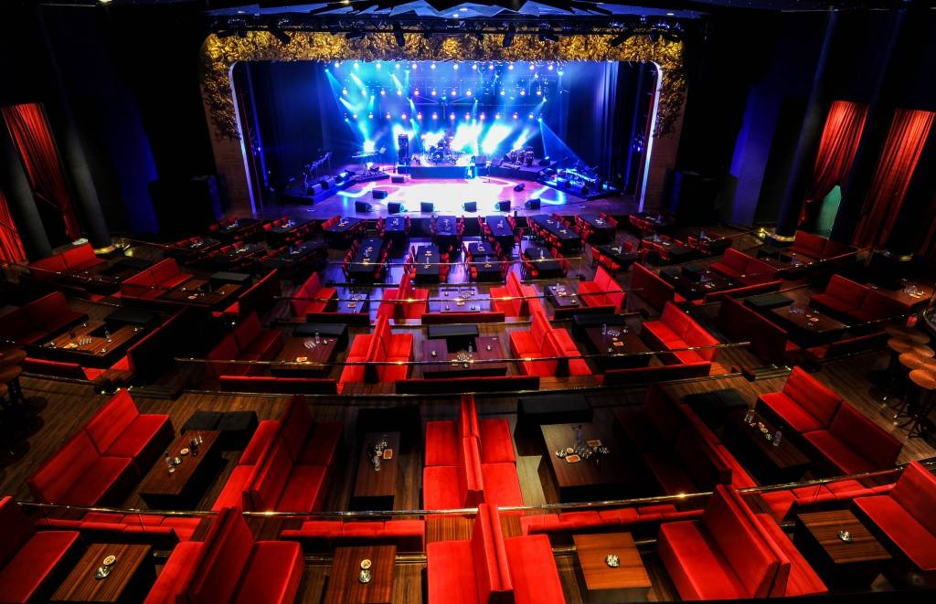 Music Hall Dubai