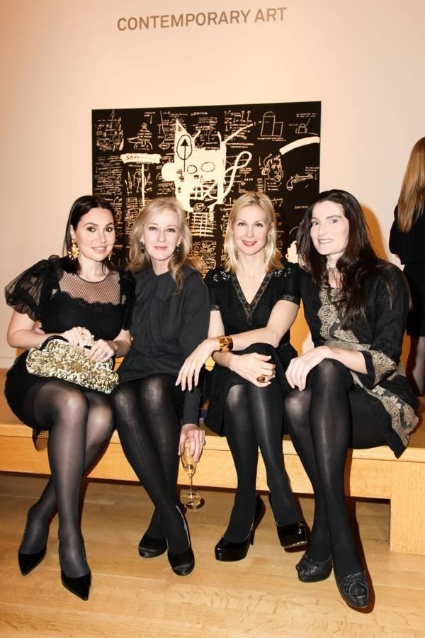 FABIOLA BERACASA, KELLY RUTHERFORD, CAROLINE LAGERFELT, JENNIFER CREEL