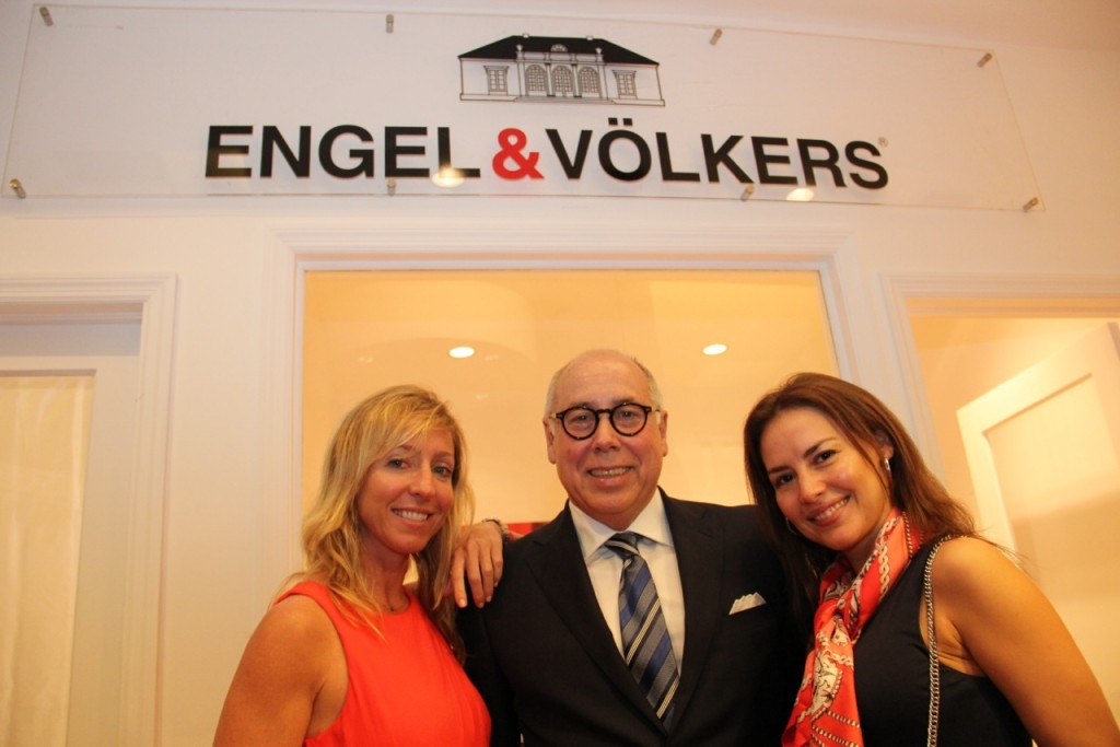 Engel v lkers miami host grand opening for new south of for Engel and volkers nyc