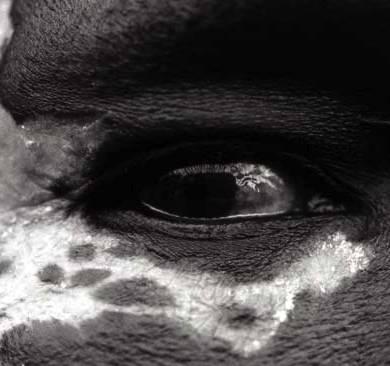 Portrait of Akao, Lira Uganda 2003
