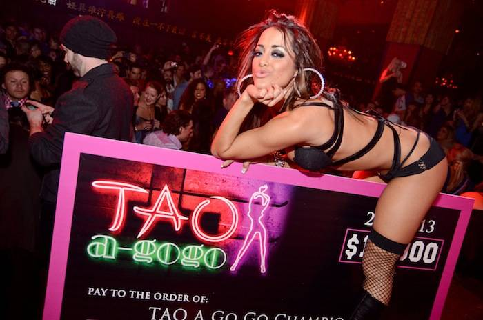 Tao A-GoGo winner Natasha Bacallao. Photos: Karl Larson/Powers Imagery
