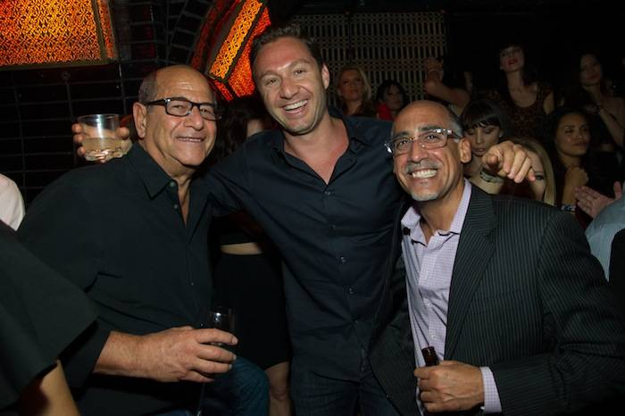 Tao Group partners Marc Parker, Jason Strauss and Louis Abin. Photos: Al Powers/Powers Imagery