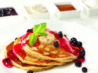 The Top Five Pancakes in Las Vegas