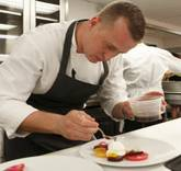 David Nayfeld and Michael Voltaggio Collaborative Dinner at Ink in Downtown LA