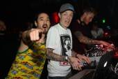 Steve Aoki and Deadmau5 at Hakkasan