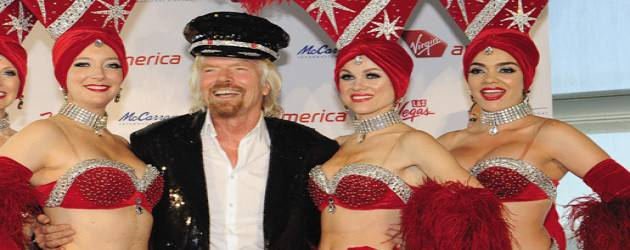 Sky High: the Unstoppable Sir Richard Branson