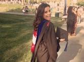 Haute 100 LA Update: Eva Longoria Receives Her Master's Degree in Chicano Studies