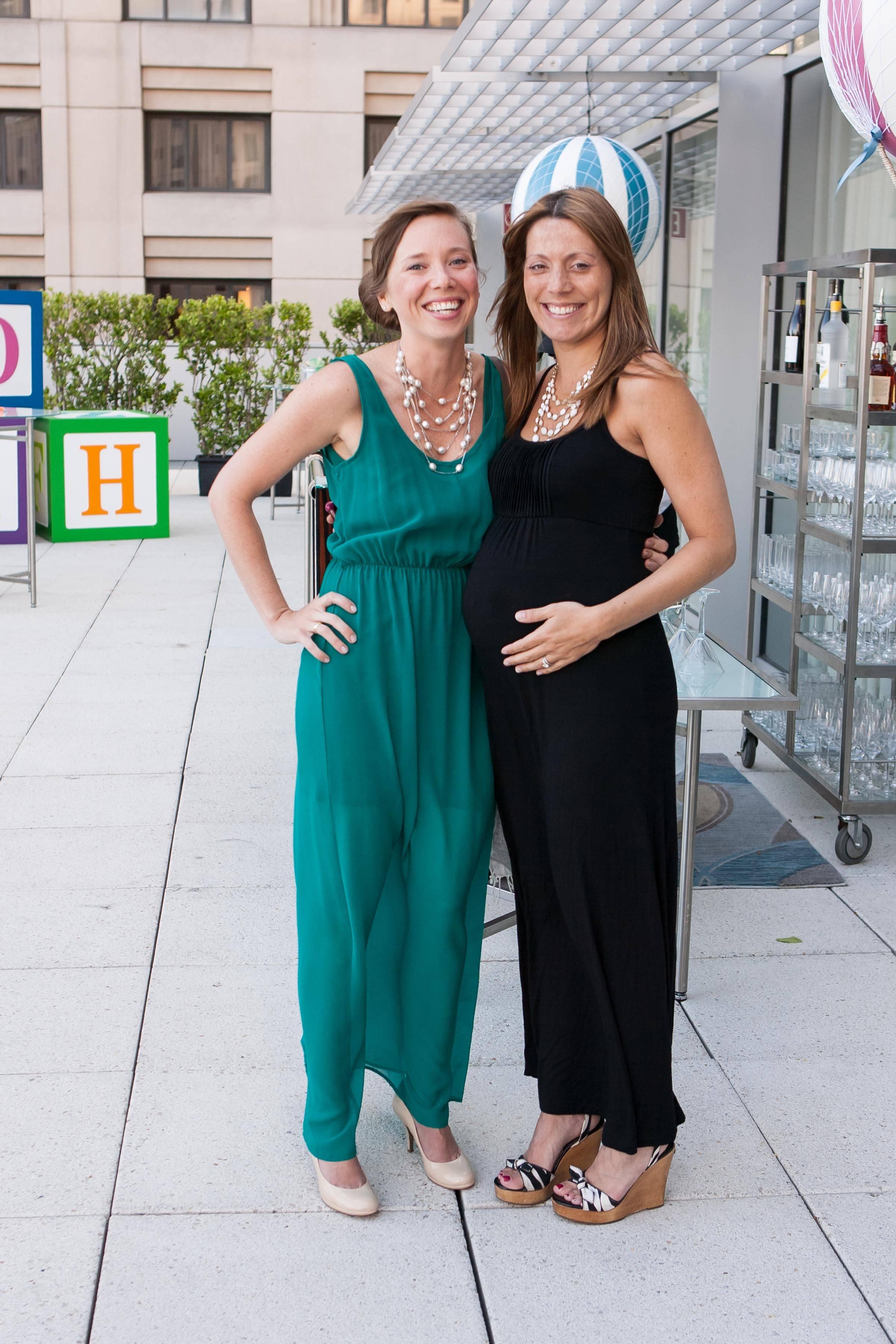 Amanda Patterson, Jenna Mesic