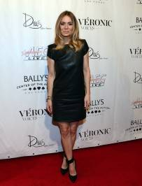 """Veronic Voices"" Show Premiere At Bally's Las Vegas - Arrivals"