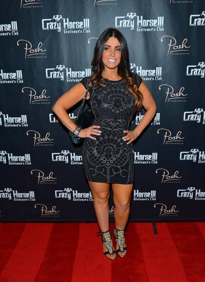 Ramona Rizzo at Crazy Horse III. Photos: Bryan Steffy/WireImage