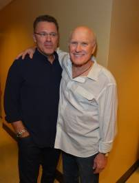 Howie Long and Terry Bradshaw