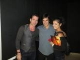 Celebrity Spotting: Mario Lopez, Courtney Mazza and Colin Farrell Check Out David Copperfield