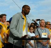 Kobe Bryant Joins Jimmy Kimmel to End Homelessness with 'Kobe Up Close' Charity Event